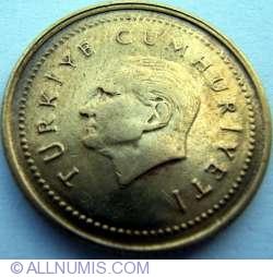 5000 Lira 1999