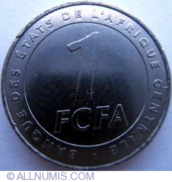 Imaginea #1 a 1 Franc 2006