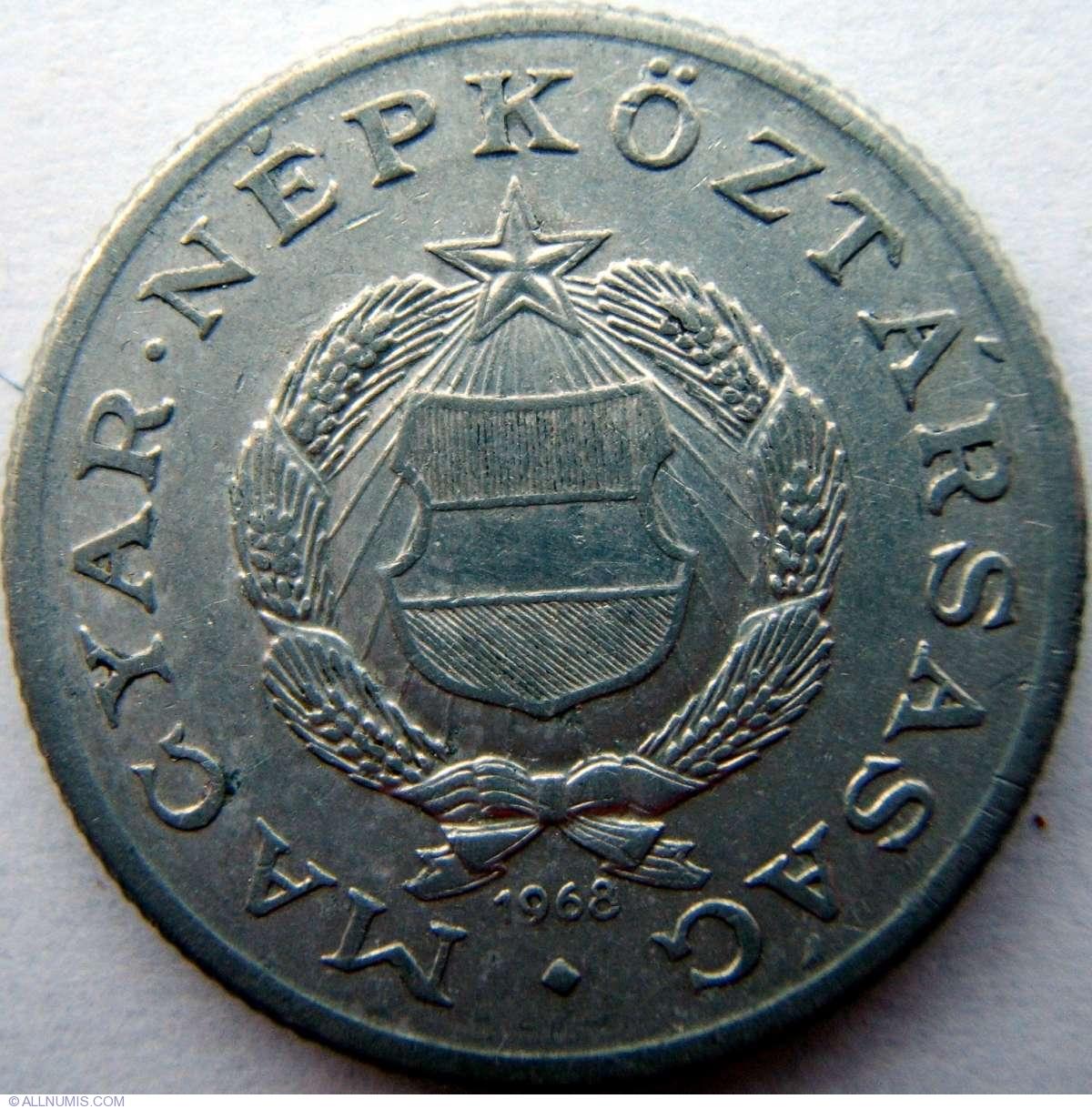 1 Forint 1968