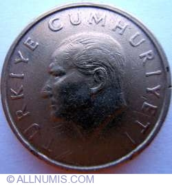 Image #2 of 10000 Lira 1996