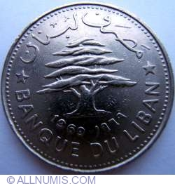 Image #2 of 50 Piastres 1969
