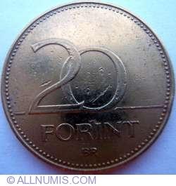 Imaginea #1 a 20 Forint 1994