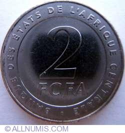 Imaginea #1 a 2 Franci 2006