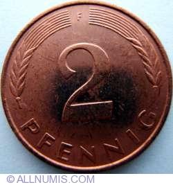 Image #1 of 2 Pfennig 1995 F