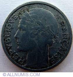 Image #2 of 1 Franc 1945