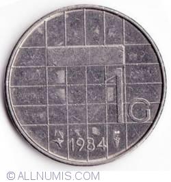 Image #1 of 1 Gulden 1984