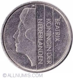 Imaginea #2 a 1 Gulden 1984