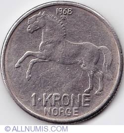 Image #1 of 1 Coroana 1968
