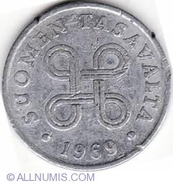 Imaginea #2 a 1 Penni 1969