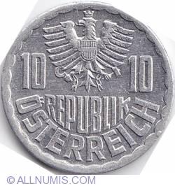 10 Groschen 1986