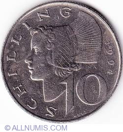 Image #1 of 10 Schilling 1994