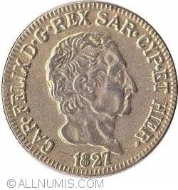 Imaginea #1 a [FANTASY] 5 Lire 1827