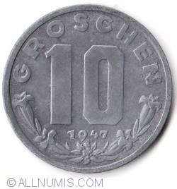 Image #1 of 10 Groschen 1947