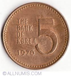 5 Won 1970