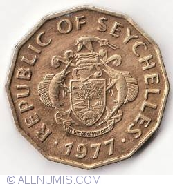 Image #2 of 10 Cents 1977