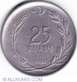 Image #1 of 25 Kurus 1961