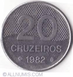 Image #1 of 20 Cruzeiros 1982