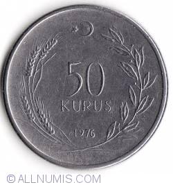 Image #1 of 50 Kurus 1976