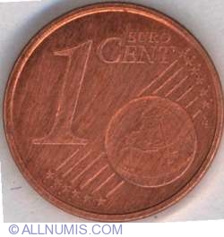 Image #1 of 1 Euro Cent 2008
