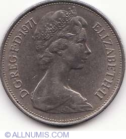 10 New Pence 1971