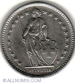 Image #2 of 2 Francs 1969