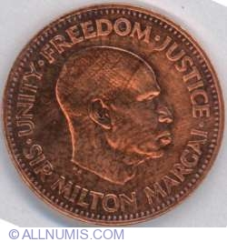 Image #2 of 1/2 Cent 1964