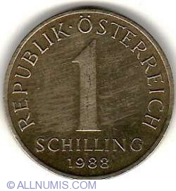 1 Schilling 1988
