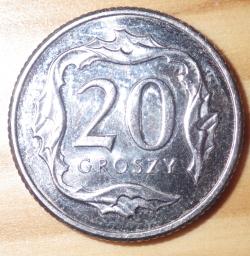 Imaginea #1 a 20 Groszy 2016