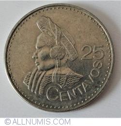 Imaginea #1 a 25 Centavos 2011