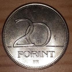 Imaginea #1 a 20 Forint 2018