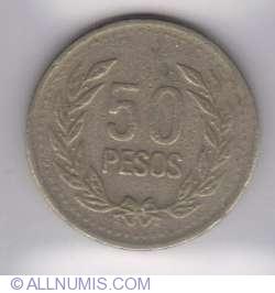Image #1 of 50 Pesos 1994