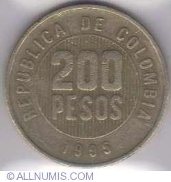 Image #1 of 200 Pesos 1995