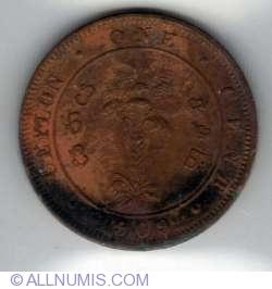 Imaginea #1 a 1 Cent 1909