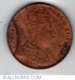 Imaginea #2 a 1 Cent 1909