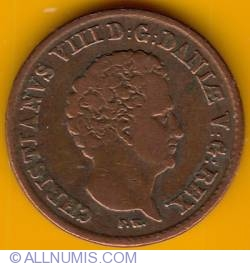 Imaginea #1 a 1/2 Rigsbankskilling 1842
