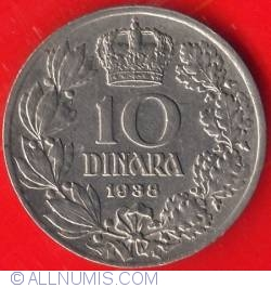 Imaginea #2 a 10 Dinara 1938