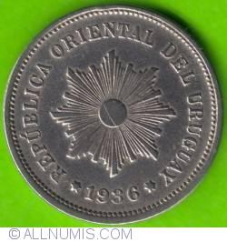 Image #2 of 5 Centesimos 1936