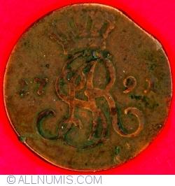 1 Grosz 1791 E.B.