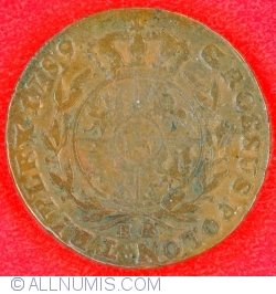 Image #2 of 3 Grosze 1789 (EB)