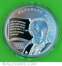 Imaginea #1 a 10 Złotych 2018 -The Greats Polish Economists - Fryderyk Skarbek