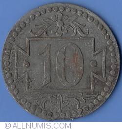 Image #2 of 10 Pfennig 1920