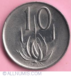 10 Cents 1988