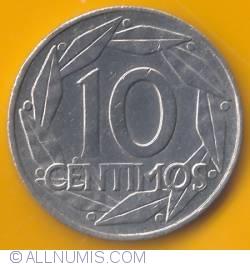 10 Centimos 1959