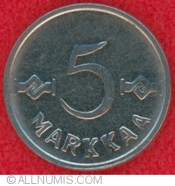 Image #2 of 5 Markkaa 1954