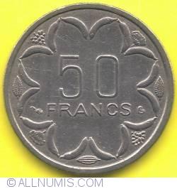 Image #2 of 50 Francs 2003