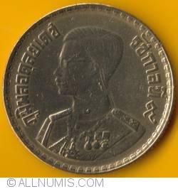 Image #1 of 50 Satang 1957 (BE2500)