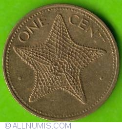 Image #2 of 1 Cent 1984