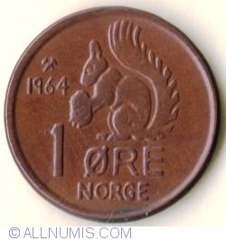 Image #2 of 1 Øre 1964