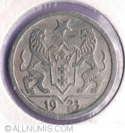 Image #1 of 2 Gulden 1923 - Koga