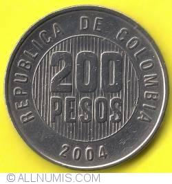 Image #1 of 200 Pesos 2004